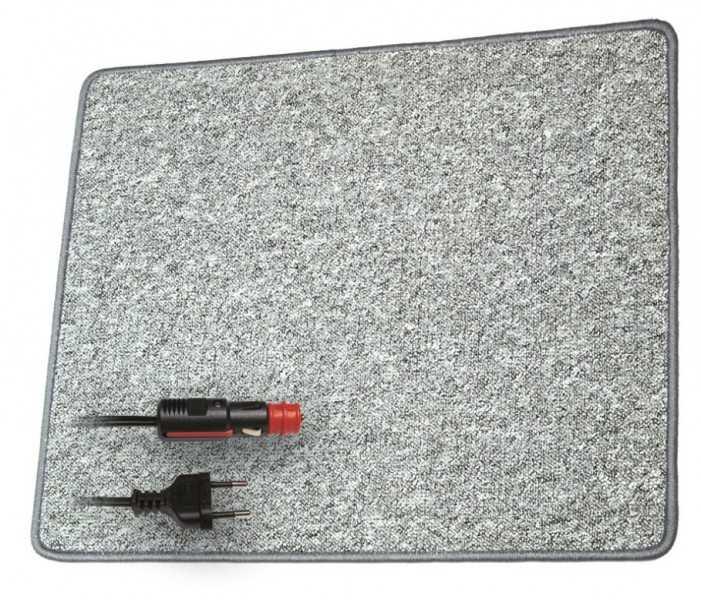 Pro Car Heizteppich 60 x 40 cm grau 12 Volt / 30 Watt