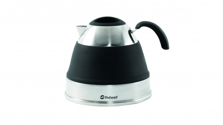 Outwell Kessel Collaps 2,5 l schwarz