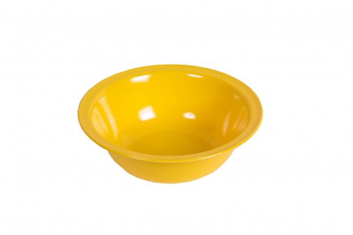 Waca Melamin, gelb Schüssel groß Ø 23,5 cm
