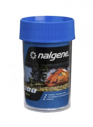 Nalgene Dose Polycarbonat 'blue' 250 ml, Hals Ø 63 mm
