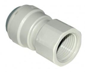 Schraubverbinder 12mm x 3/8 Zoll Innengewinde Speedfit-System