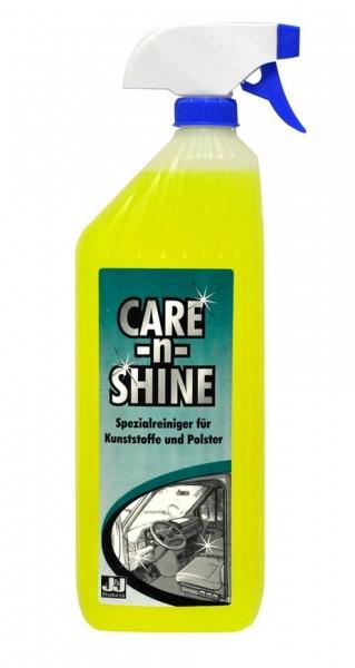 Care n Shine Kunststoffreiniger Sprühflasche