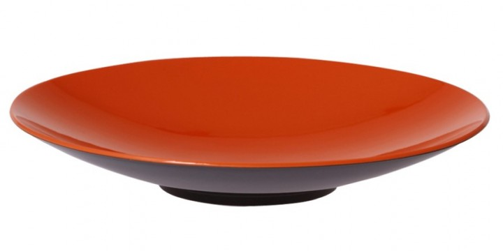 Gimex Pastateller grau-orange