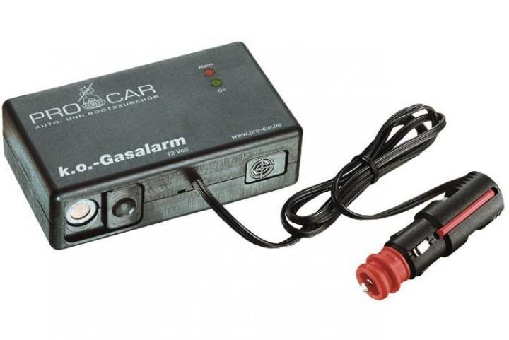 Pro Car K.O. Gasalarm 12-24 Volt