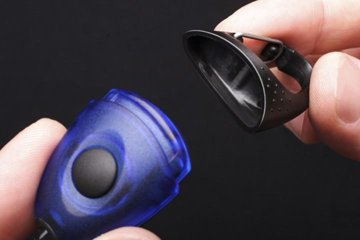 Princeton Tec LED Leuchte 'Impulse' blau