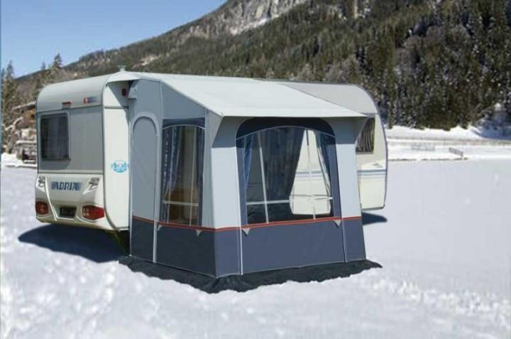 Reimo Wohnwagen Wintervorzelt Cortina