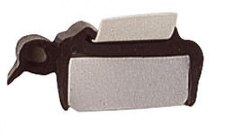 Gummiprofil für Ausstellfenster 22–26 mm schwarz