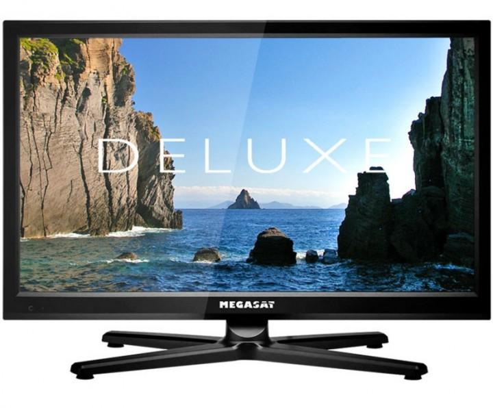 Megasat RL 19 TFT-LED-Flachfernseh-DVD-Kombination
