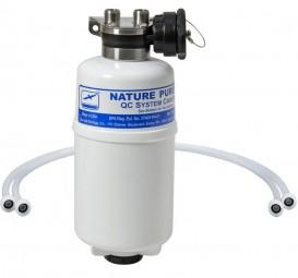 Seagull Untertisch-Filter Nature Pure QC Kunststoff mit Armatur