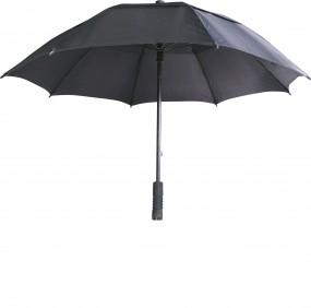 Coghlans Regenschirm 'Trekking' schwarz