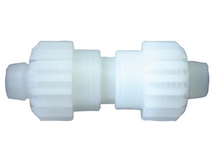 Verbindungsstück mit Muttern für Comet Wasserversorgungssystem X-Fix