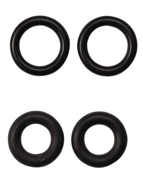 Primus O-Ring f.Kocher & Leuchten 2x Alt + 2x Neu f. Ventile