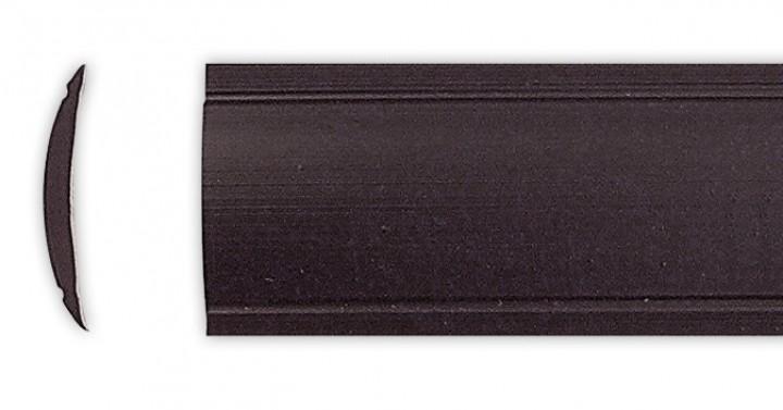 Leistenfüller schwarz 12 mm
