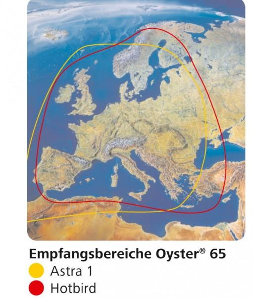 Sat-Anlage Oyster® 65 CI+ Single