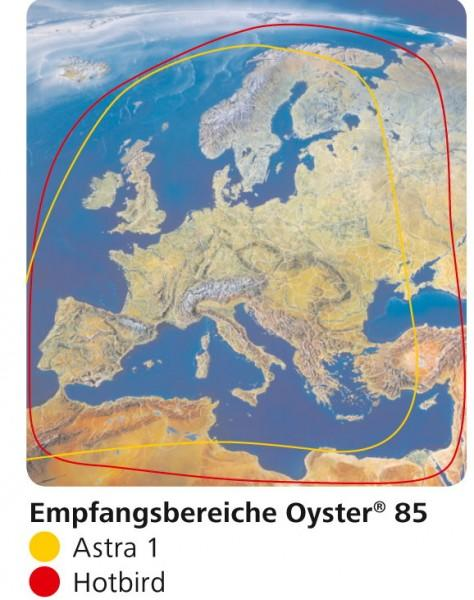 Sat-Anlage Oyster® 85 CI+ Single