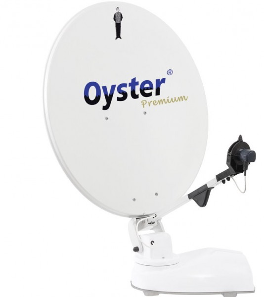 Sat-Anlage Oyster® 65 Premium 19 Zoll Single