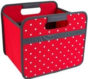 Faltbox Meori Classic Hibiskus-Rot Größe S