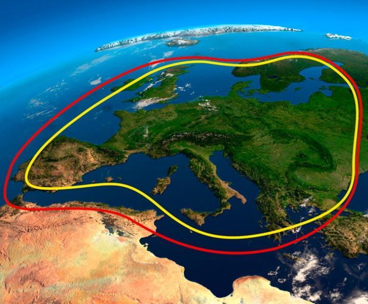 Megasat Sat-Anlage Megasat Countryman GPS