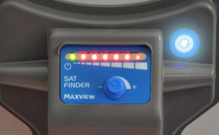 Maxview Precision-I.D Sat-Kit 65 Twin