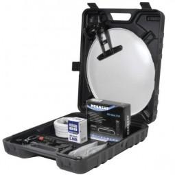 Megasat Sat-Anlage Megasat Campingkoffer HD