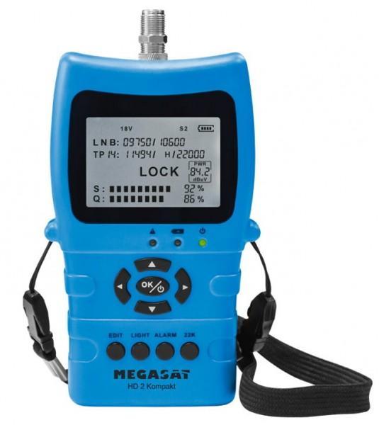 Megasat Satmessgerät HD2 Kompakt