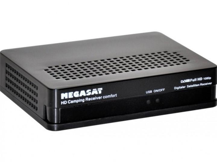 HD Camping Receiver Megasat Comfort 12 / 230 Volt