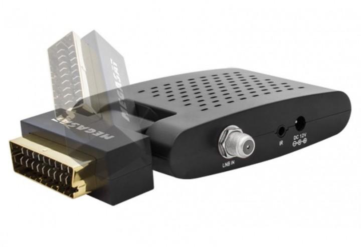 Sat-Receiver Megasat 3610