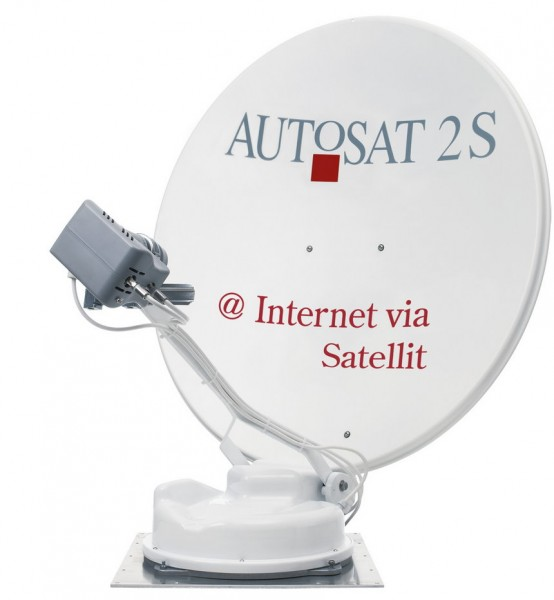 Crystop AutoSat 2S 85 Control Internet Twin TV