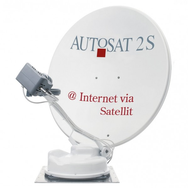Crystop AutoSat 2S 85 Control Internet Single TV