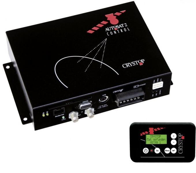 Sat-Anlage AutoSat 2F Control
