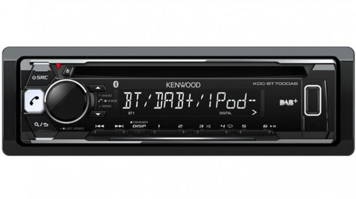 Autoradio CD-Spieler Kenwood KDC-BT700DAB