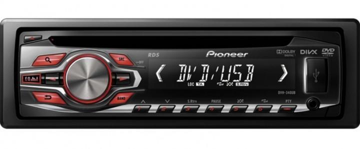 Pioneer Autoradio / DVD-Spieler Pioneer DVH-340UB