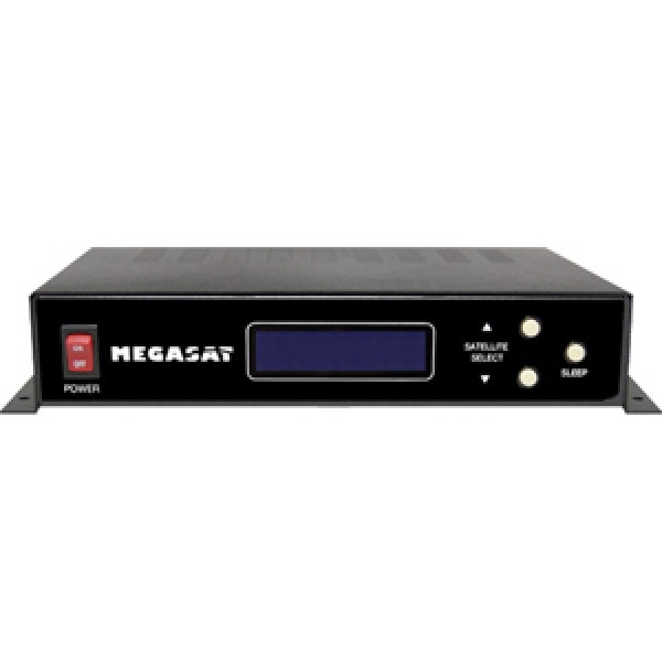 Sat-Anlage Megasat Shipman GPS Auto-Skew
