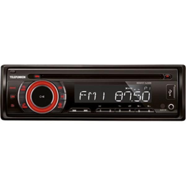 Autoradio CD-Spieler Telefunken TFA-ES7110