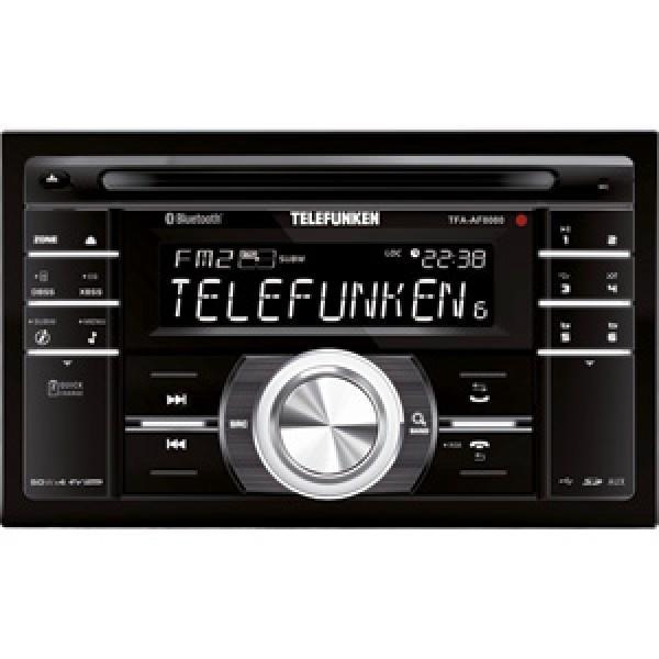 Autoradio CD-Spieler Telefunken TFA-AF8080 BT