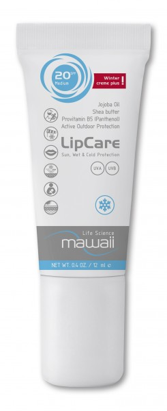 Mawaii Winter Lippenpflege SPF 20 12 ml