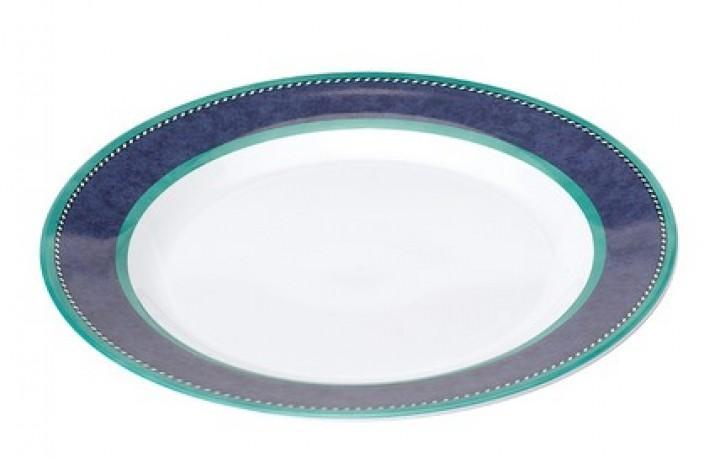 Platte Marble blue