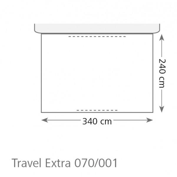 Busvorzelt Travel Compact