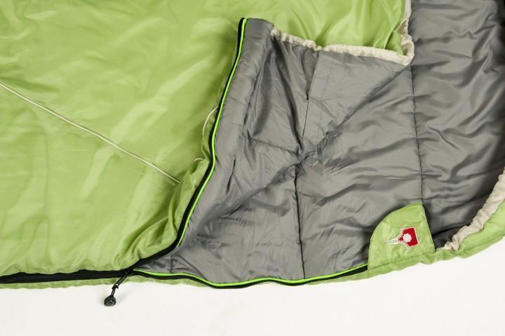 Grüezi-Bag Deckenschlafsack Cloud rechts