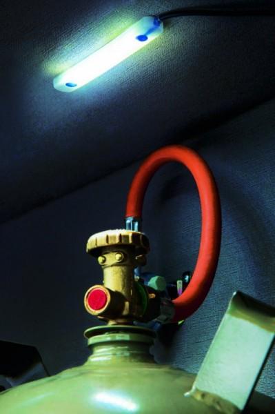 GASLIGHT® explosionsgeschützte LED-Lampe für Gaskasten