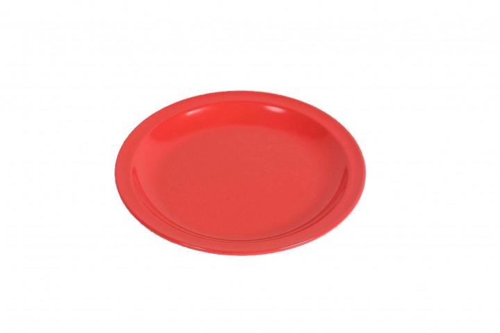Waca Melamin, rot Kuchenteller Ø 19,5 cm