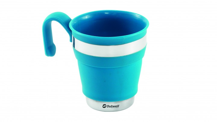 Outwell Becher 'Collaps' blau