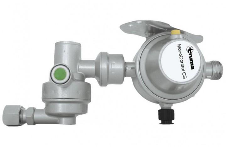 Gasdruckregler MonoControl CS 50 mbar horizontale Montage