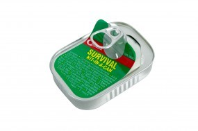 Coghlans Survival Kit 'Kit-in-a-Can'