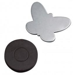 Tischtuchbeschwerer Magnet Schmetterlinge