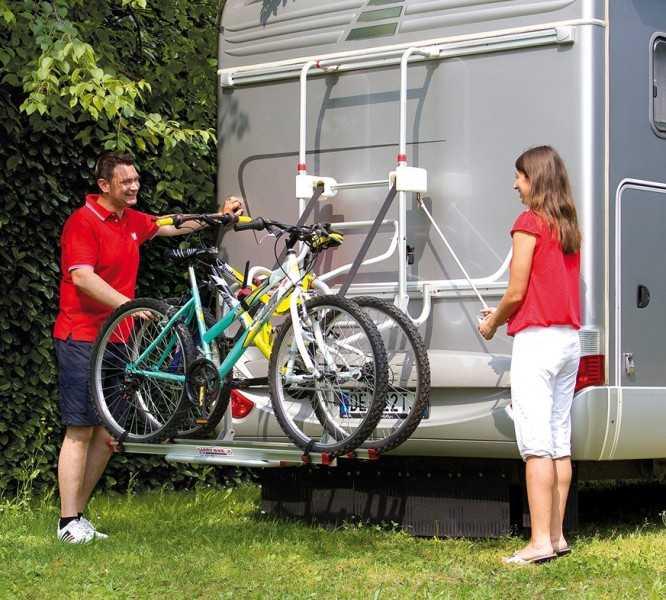 Fiamma Carry-Bike Lift 77 Fahrradheckträger