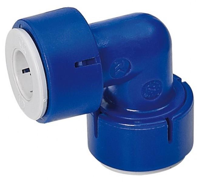 Winkelverbinder 90 Grad UniQuick Trinkwassersystem 12 mm