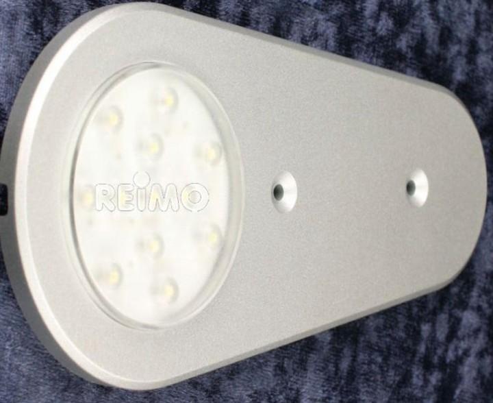LED 12Volt Schrankleuchte 1W IR-SENSOR silber