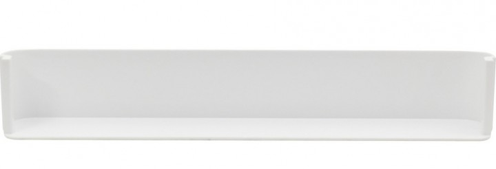 Eieretagere weiß L 41,2 x T 6,7 x H 6,5cm für Dometic-Kühlschränke, Nr. 295130800/2