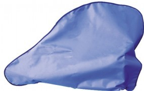 Nylon-Deichselhaube signalblau extra stark